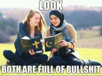 Christianity, Islam and Judaism are full of Bullshit!
